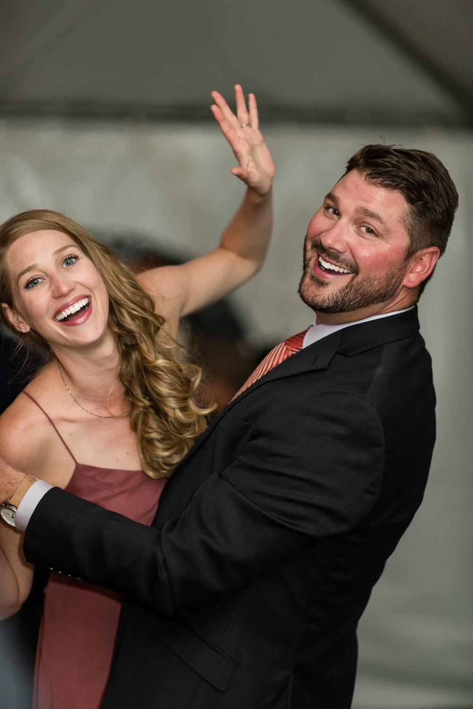 big-sky-montana-gallatin-riverhouse-wedding-brides-sister-dances-with-husband.jpg