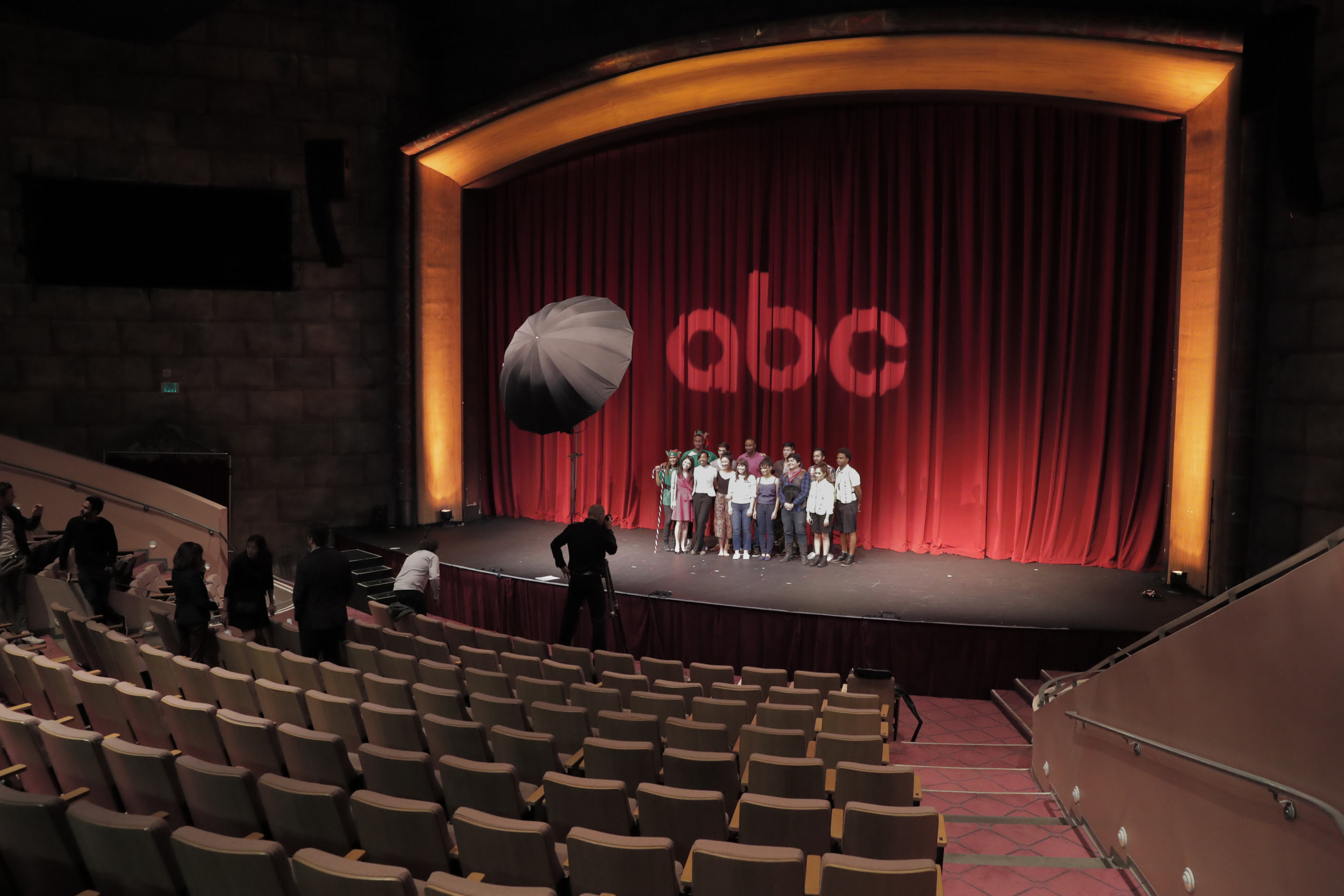 Director for the ABC Talent and Casting Showcase held at the El Portal Theatre in North Hollywood.