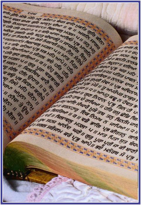 The Guru Granth Sahib in Sikh Life