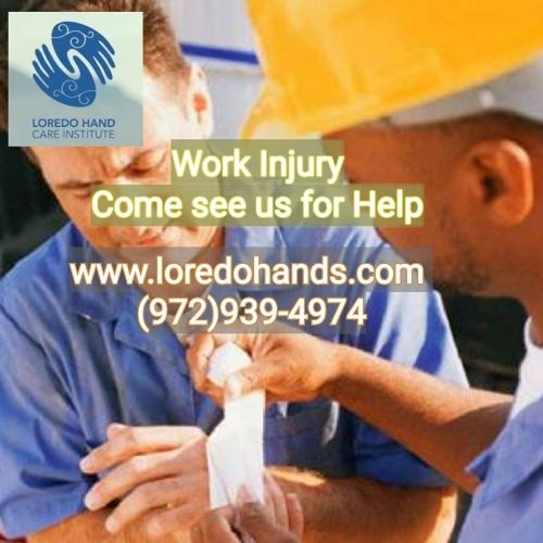 Dallas Workplace Hand & Wrist Injury Treatment - Loredo Hands