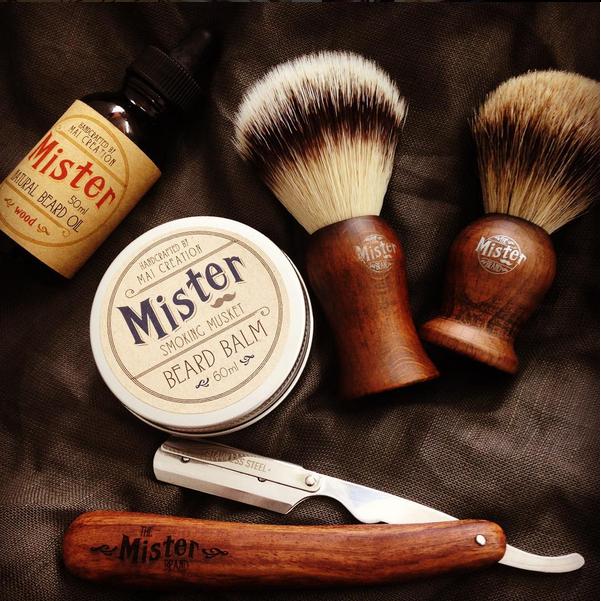 The Mister Brand Grooming Kit