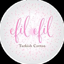 Efil Efil Turkish Cotton Logo