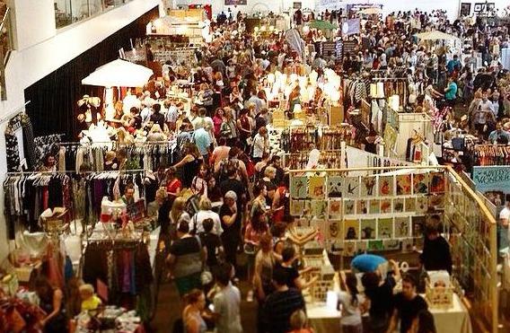 Handmade Canberra Crowd
