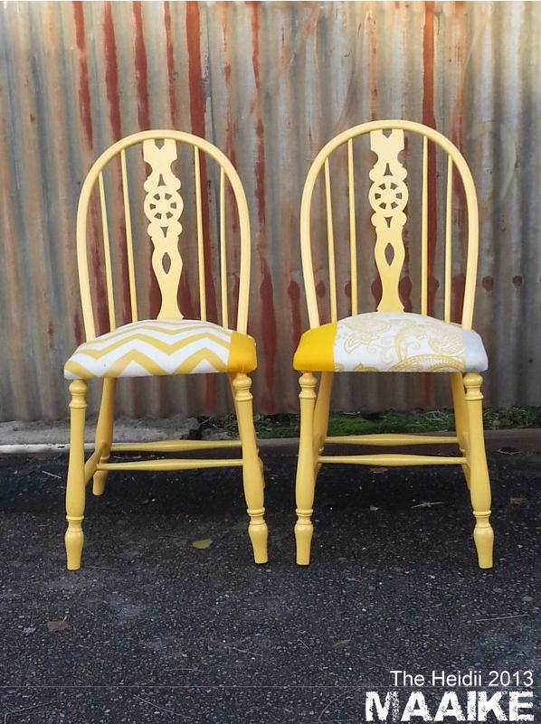 The Heidi Chair 2013 by Maaike