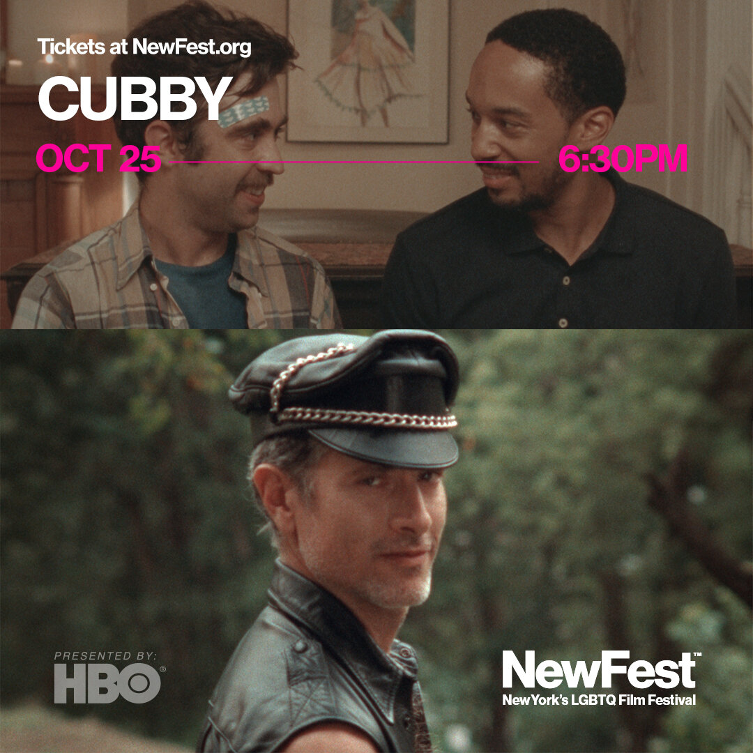 Cubby NY Premiere October 25 - Buy your tickets buy clicking here! Q&A with the Cast and Creative Team!
