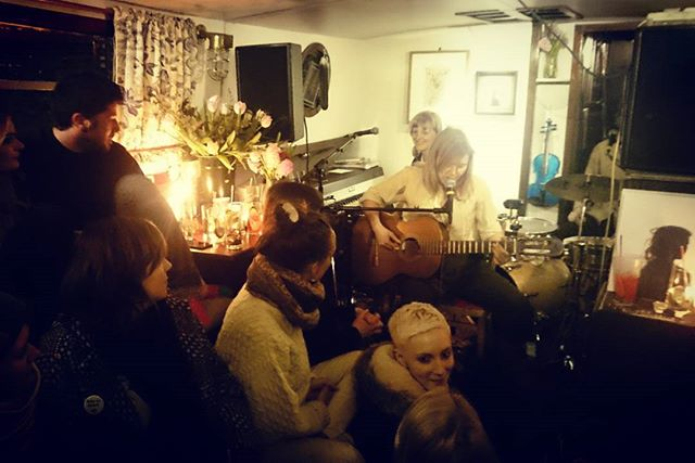 Second Feral night, thank you all for coming and making it such a special night