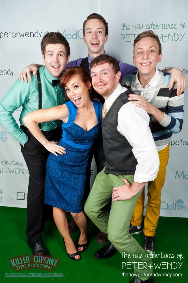 The New Adventures of Peter & Wendy Premiere 2014