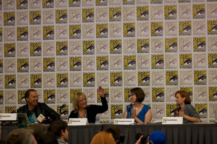 SDCC 2011 ElfQuest Panel