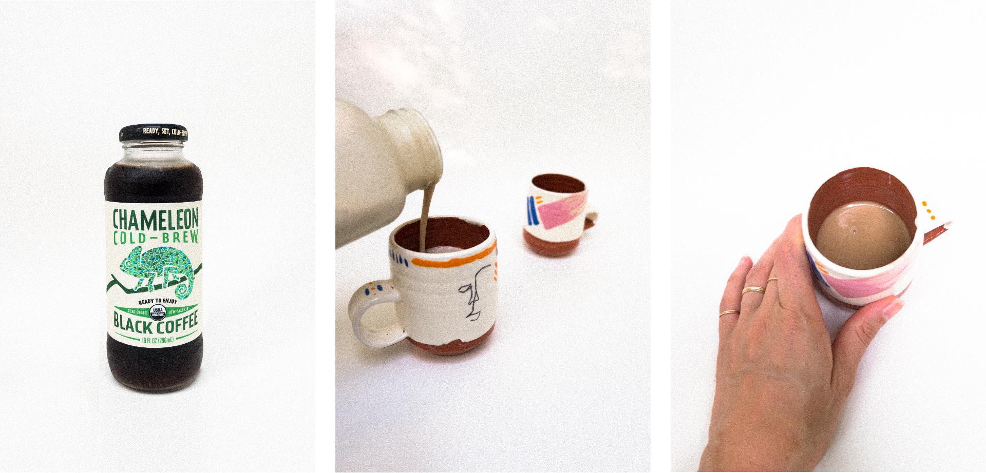 Ceramic mug from FELIZ vendor  She Ceramics
