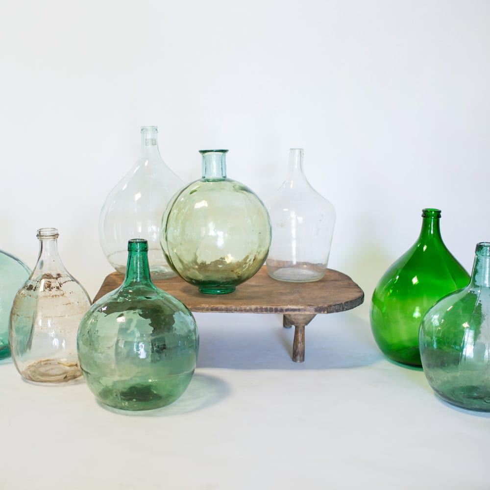 Antique Demijohn