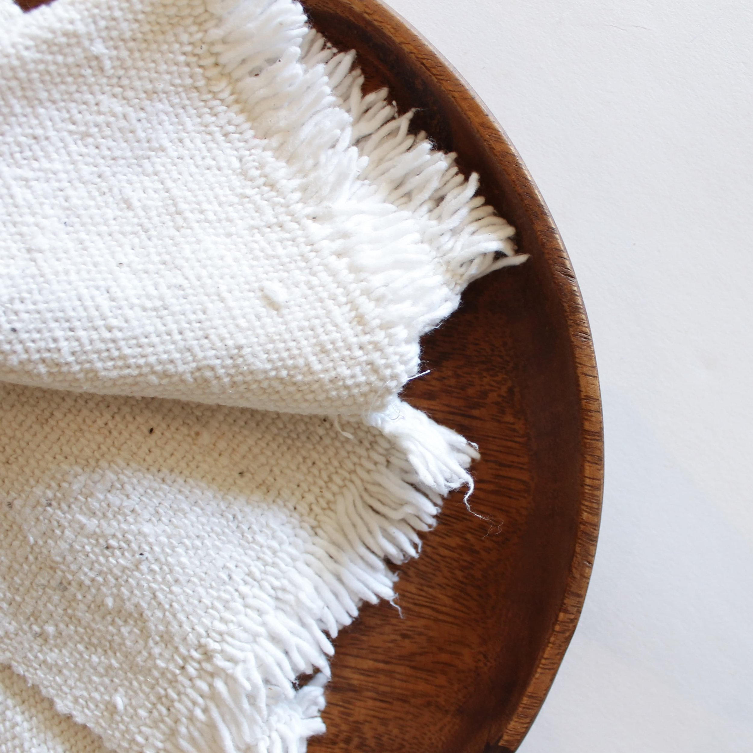 Natural Mudcloth Napkins