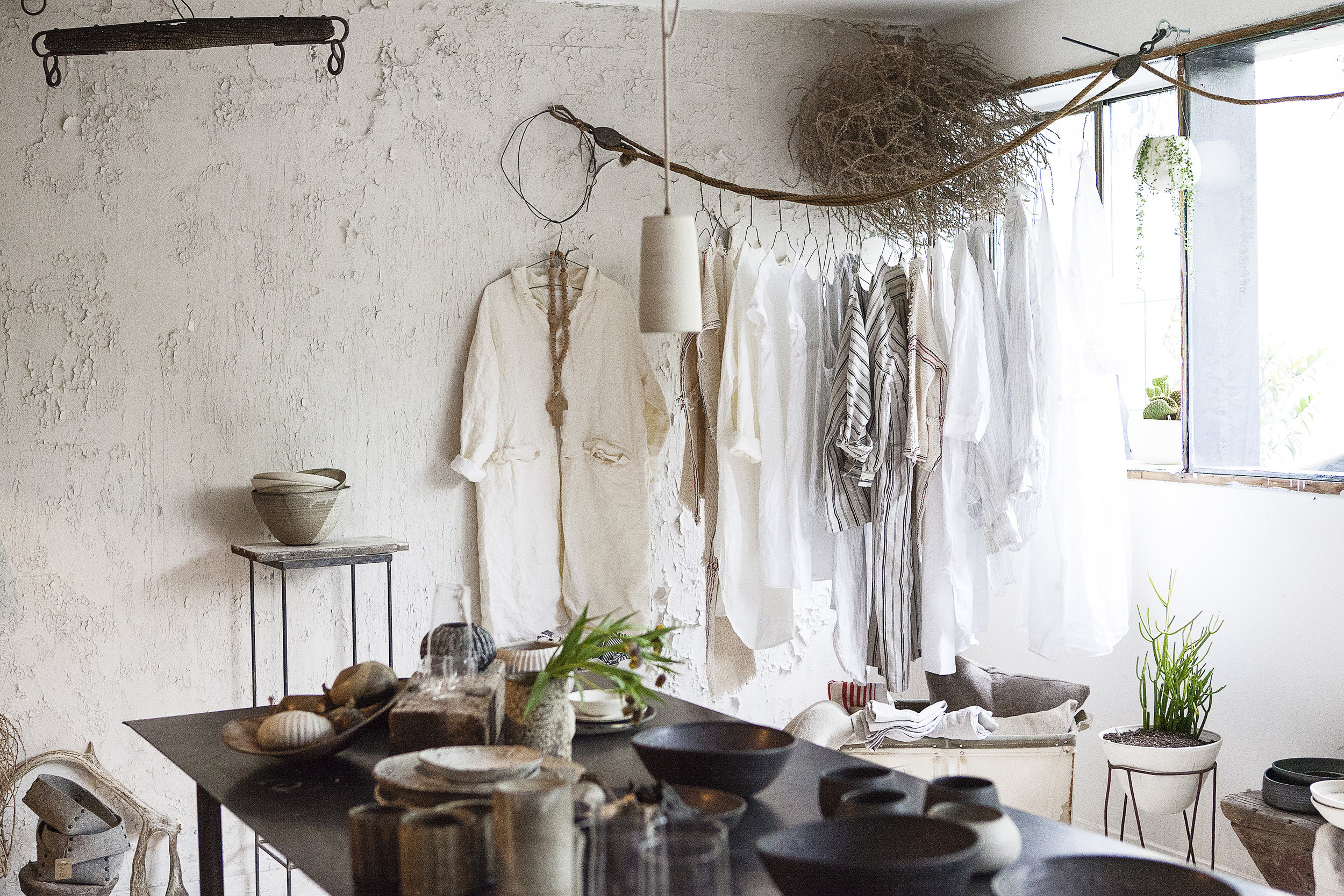 Atelier St. George. Photography by Issha Marie, c/o Atelier St. George