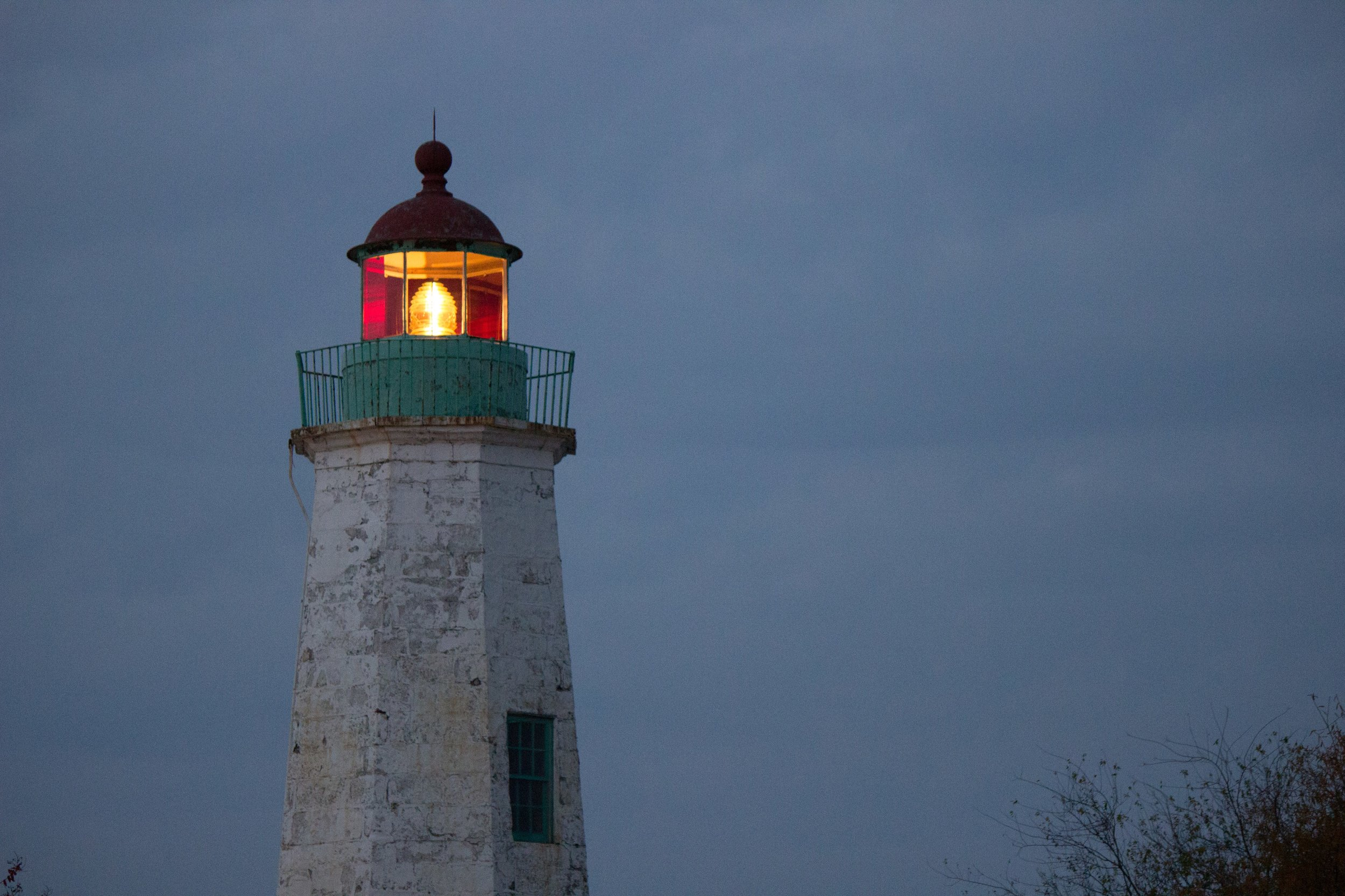 Old Point Comfort Lighthouse - Fort Monroe, VA