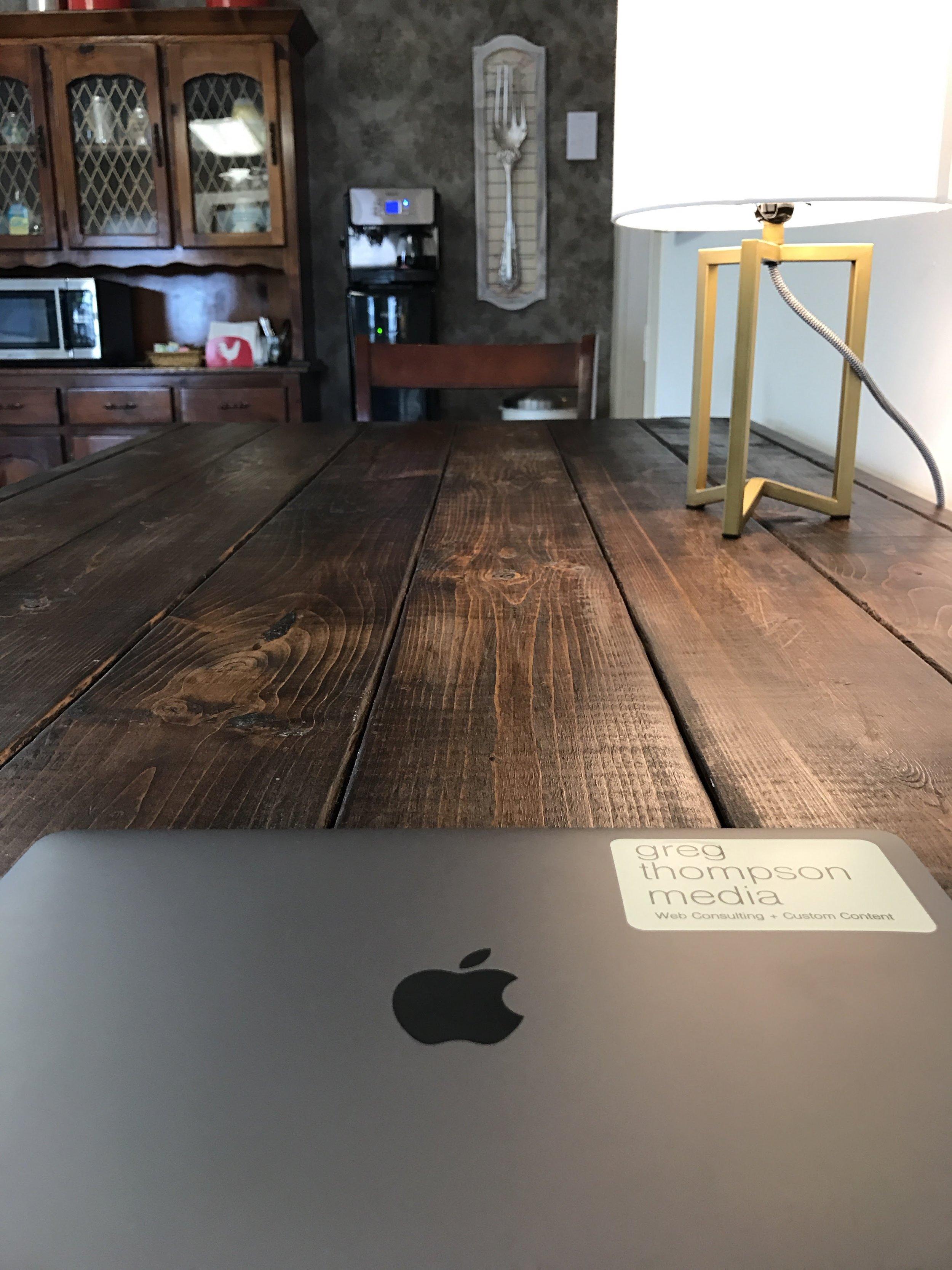 Work Nimbly (Coworking Space), Williamsburg, VA - January 2017