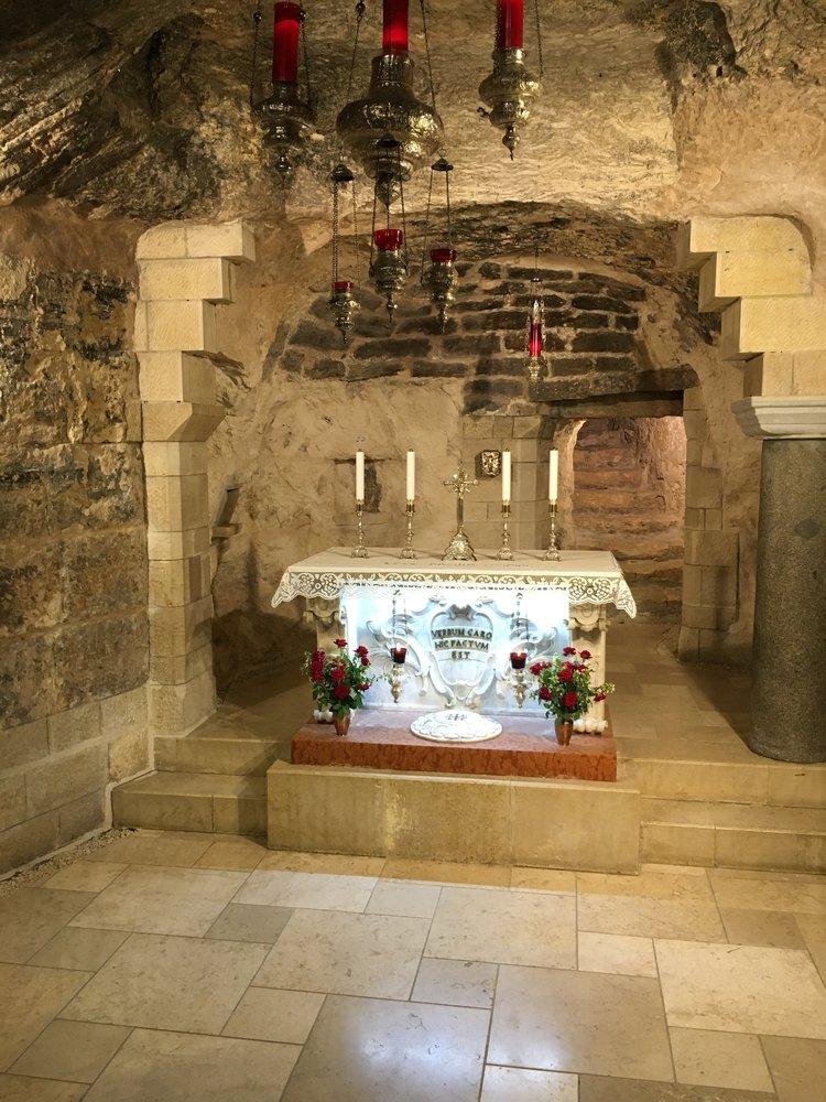 Church of the Annunication, Nazareth