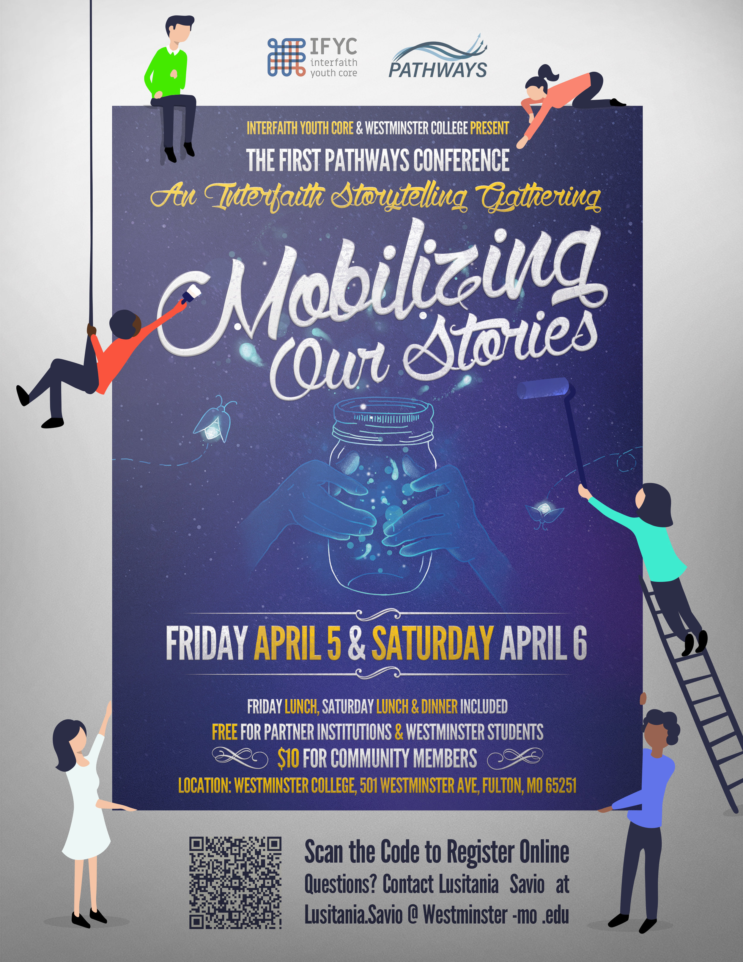 Mobilizing our stories