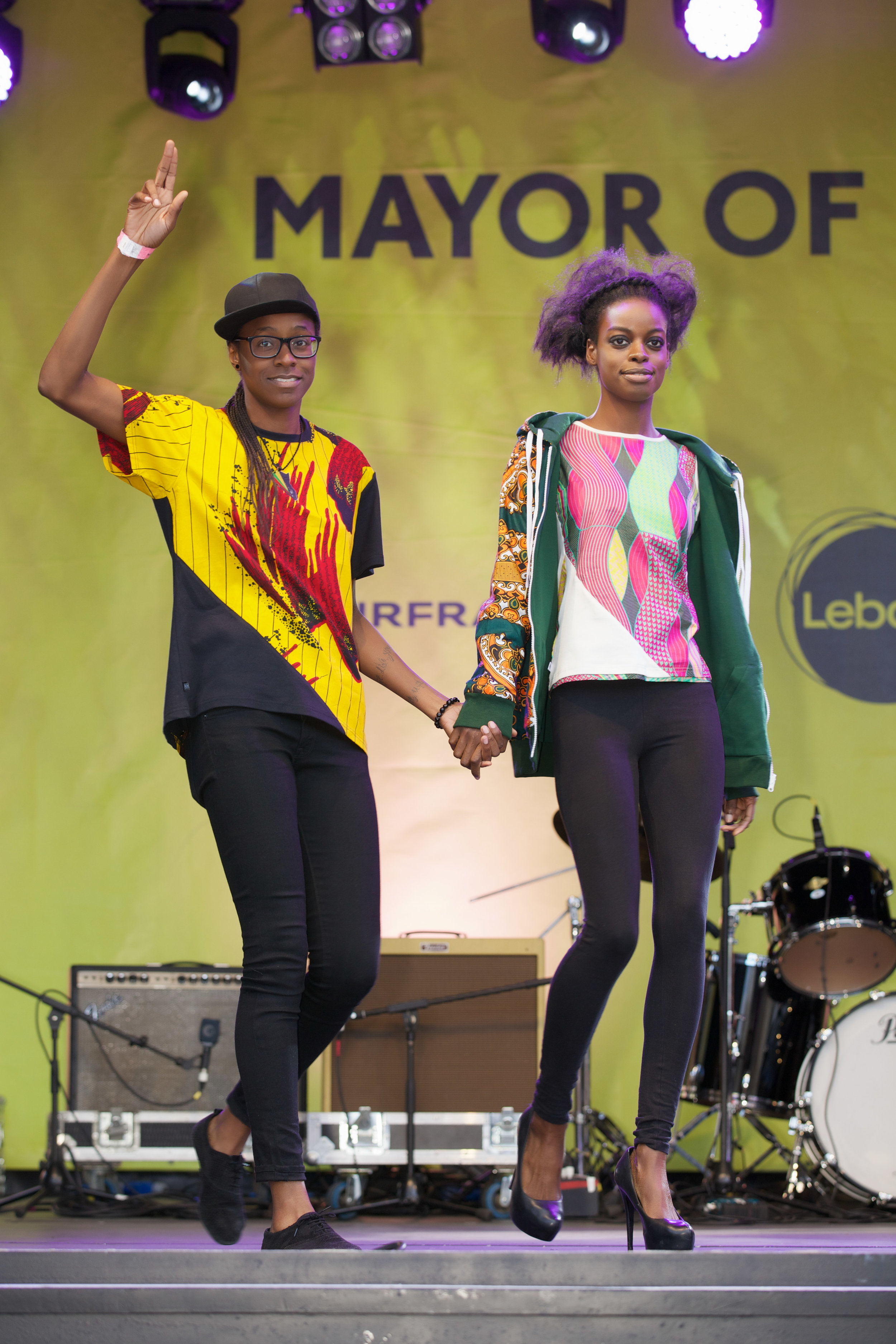 ONOMEN at Africa on the Square 2016