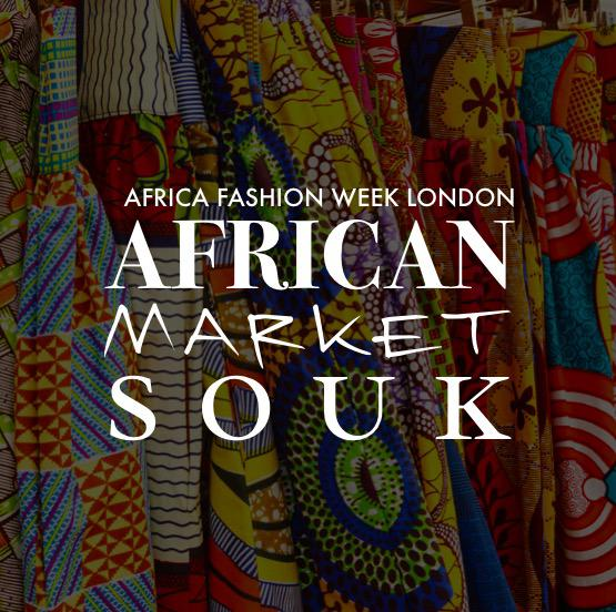 AFRICAN MARKET SOUK   Visitors will be transported into Africa with our African souk; the space promises to showcase new and aspiring African fashion designers and accessory companies housed in an authentic display of some Africa's most innovative designs.