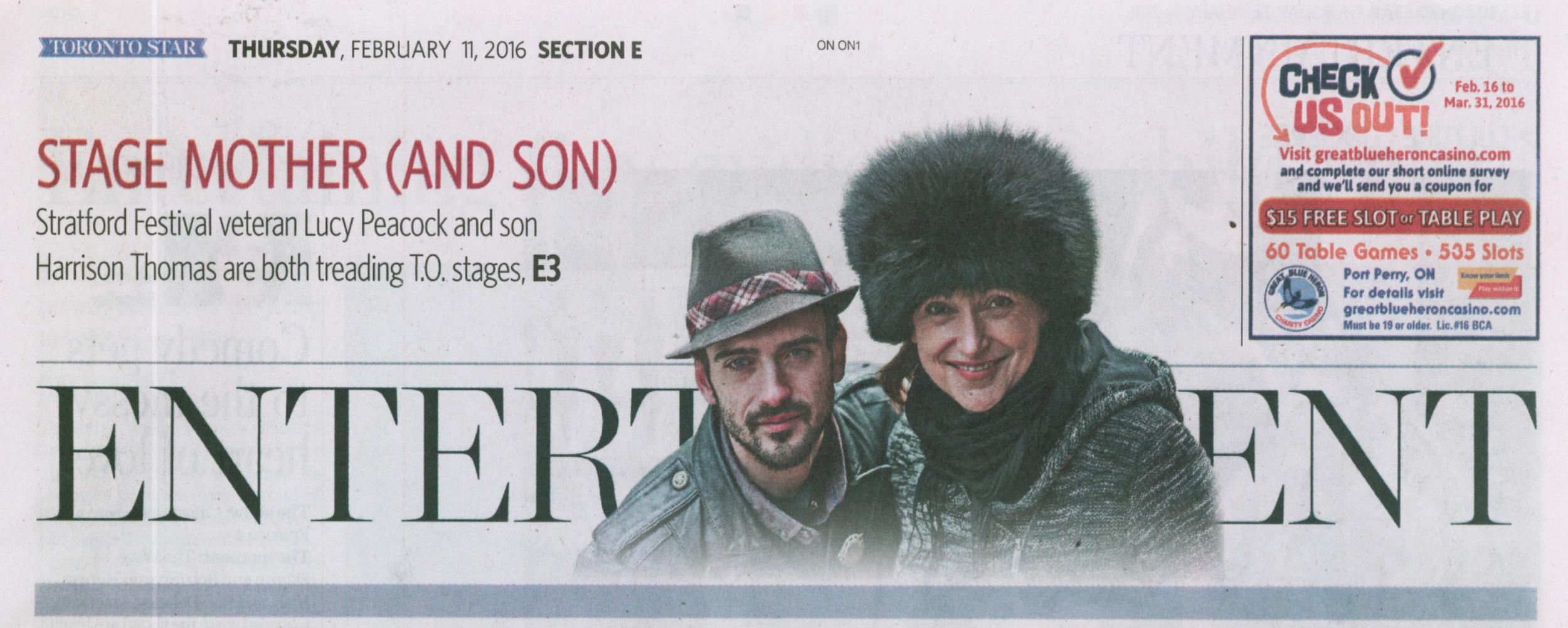 16.02.11 - Toronto Star - THE WINTER'S TALE 1.jpg