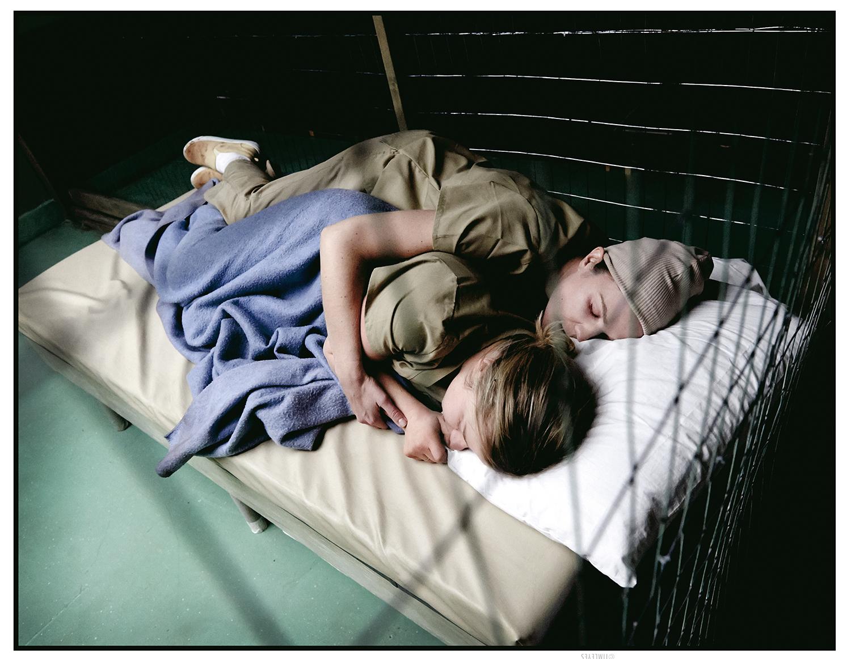 DIANA BENTLEY and VIVIEN ENDICOTT-DOUGLAS | photo by TIM LEYES