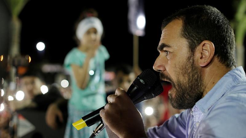 Nasser Zefzafi [Youssef Boudlal/Reuters]
