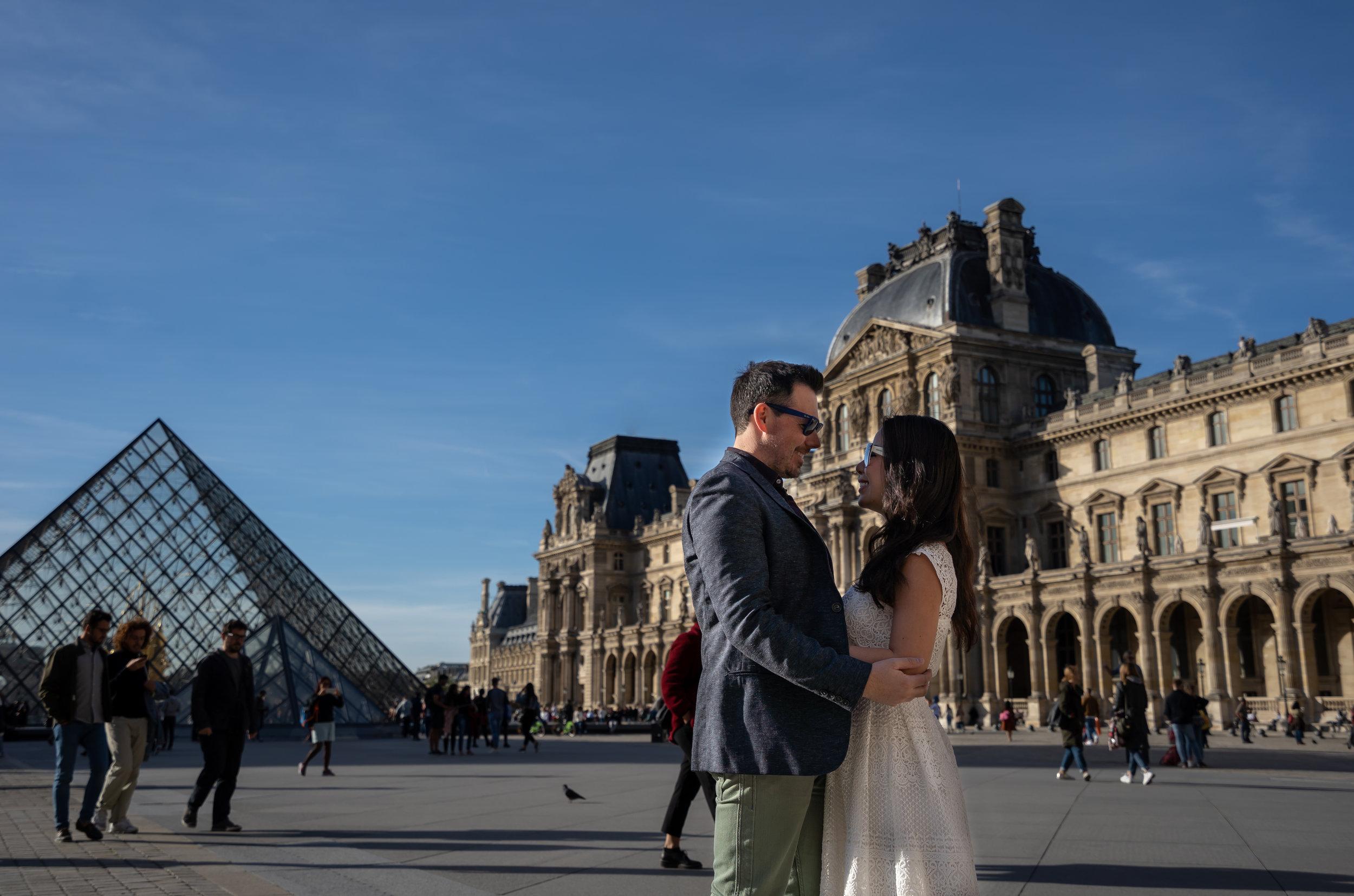 Together in Paris, September 2018