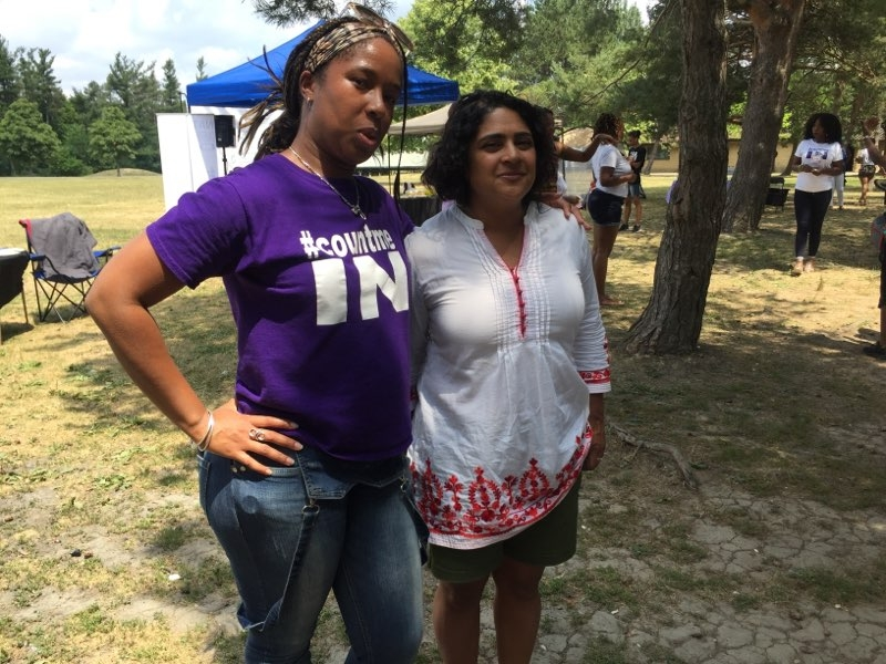 Shakira Rouse and Ontario Human Rights Chief Commission Renu Mandhane.jpg