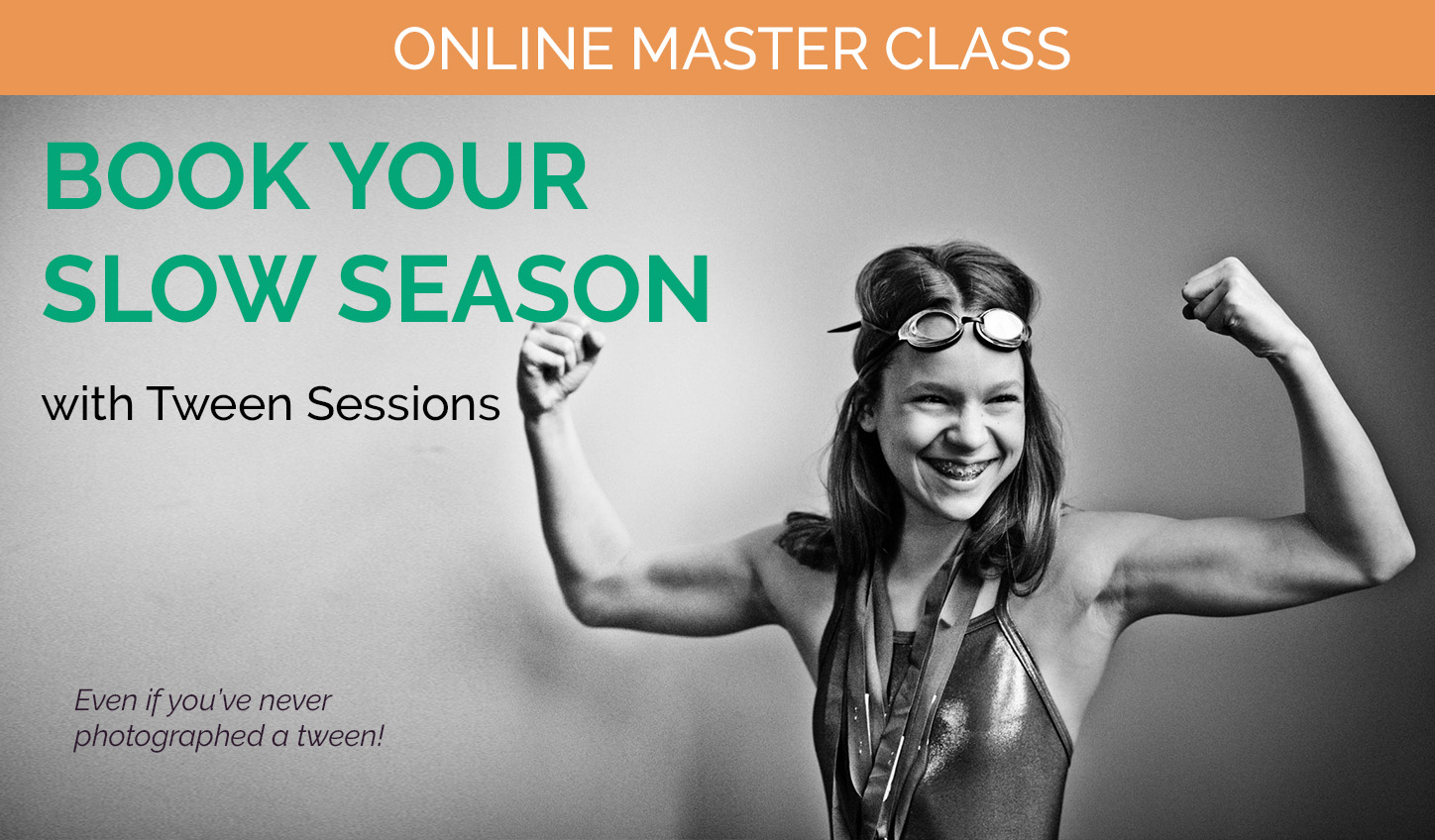 bookr your slow season in photography