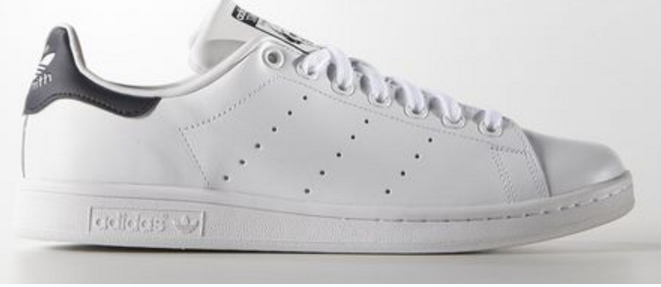 Adidas Stan Smith: $75.00