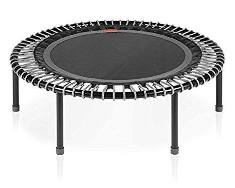 """Copy of bellicon Classic 44"""" Mini Trampoline with Screw-in Legs - Made in Germany - Best Bounce - 90 Day Online Workout Program Included"""