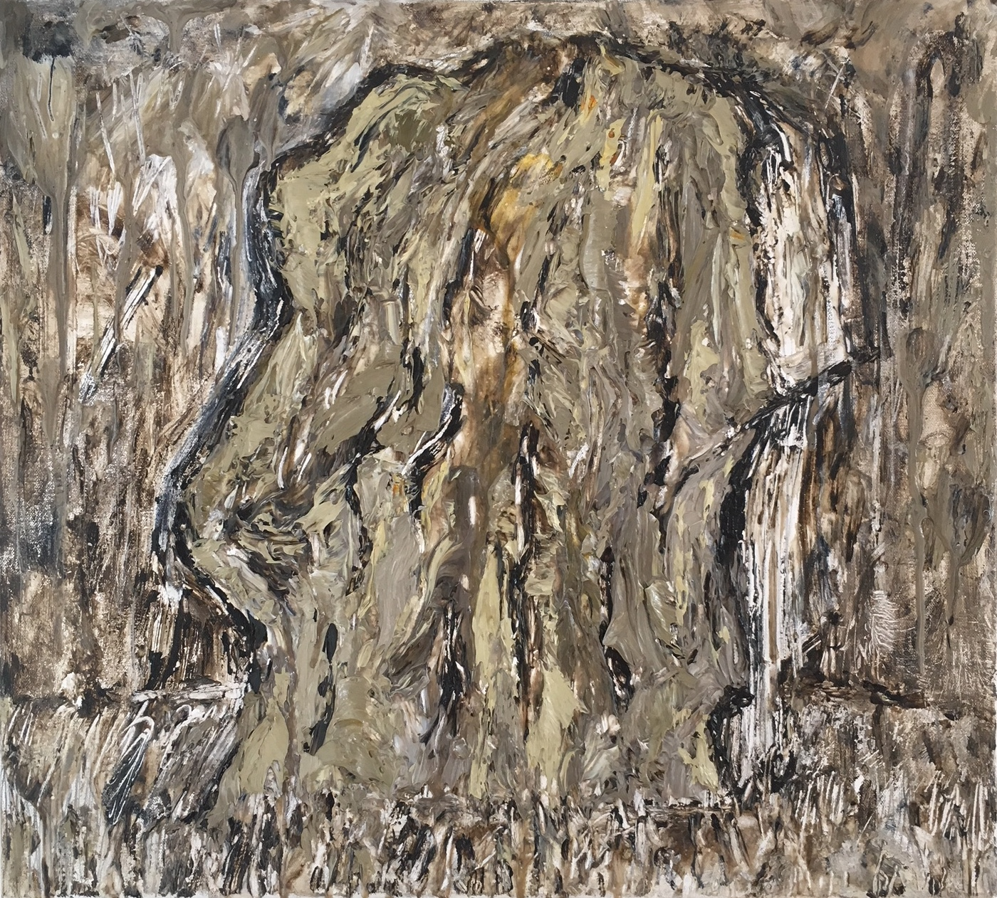 STUDY FOR MEGALITH