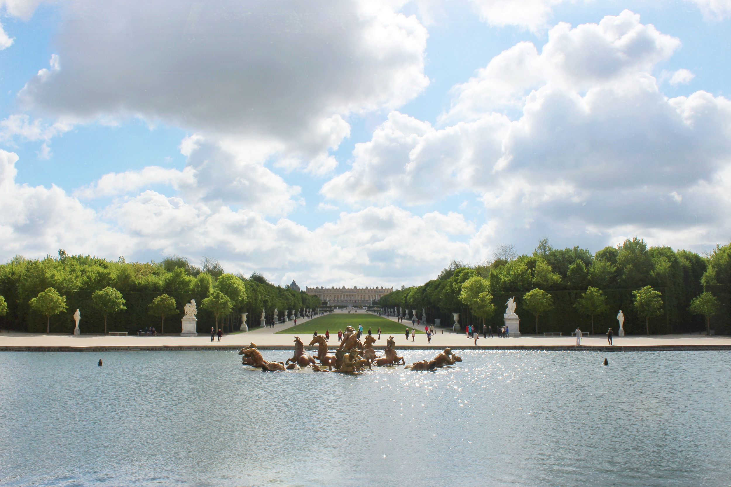 The Gardens of Versailles | Sundays and Somedays