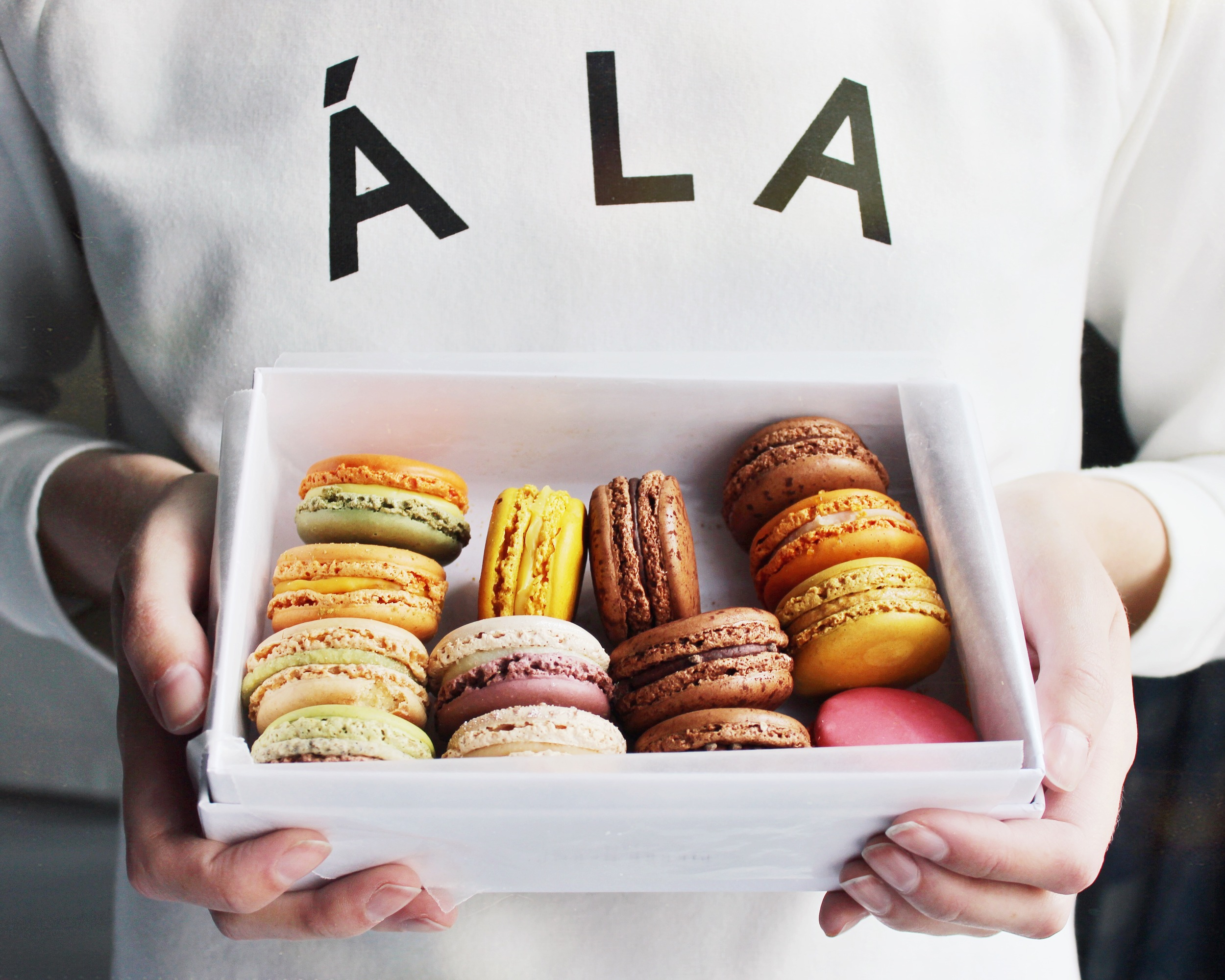 Hey, it's okay if you'd rather eat macarons in bed than tour the Louvre | Sundays and Somedays