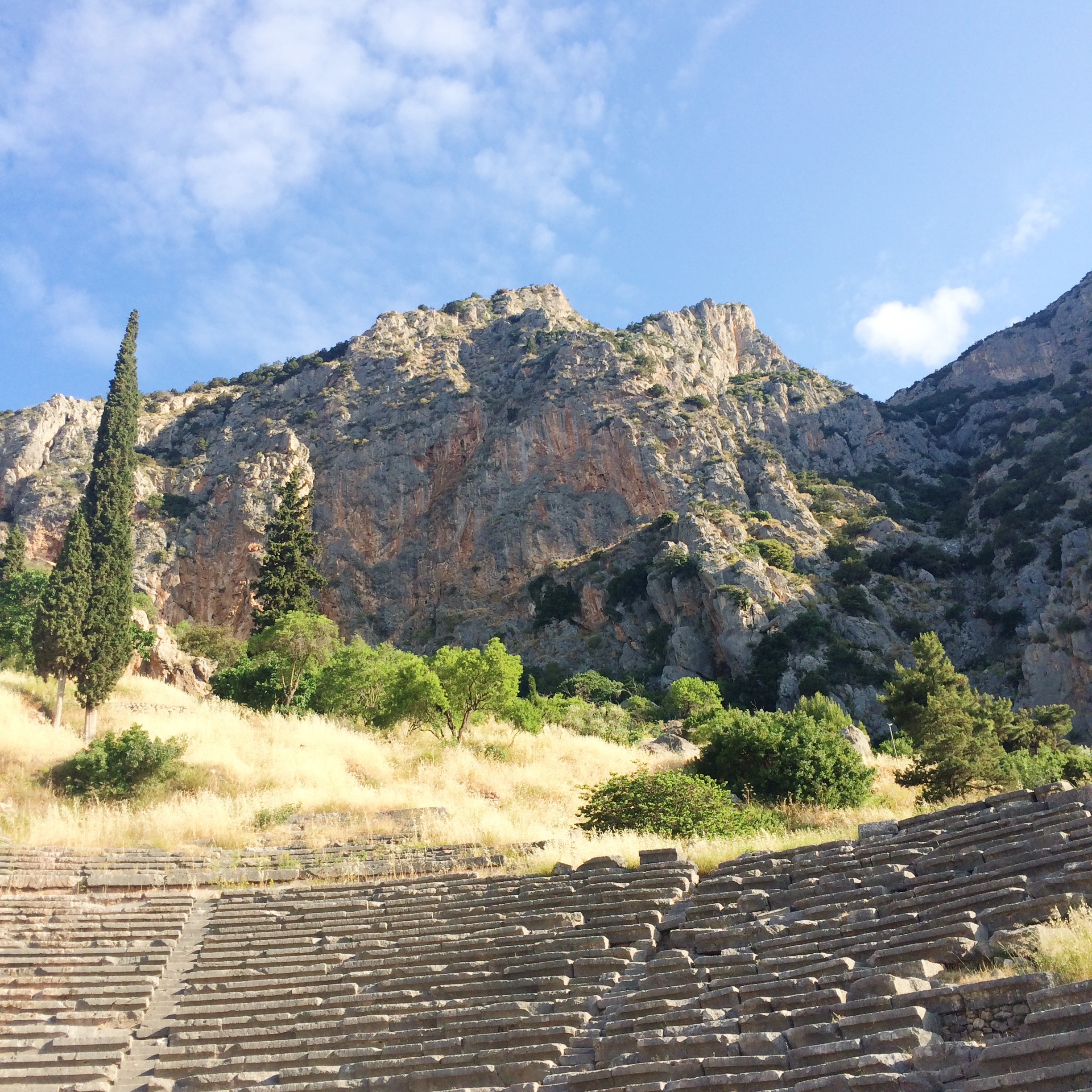Greece Highlights - Majestic Delphi and More   | Sundays and Somedays