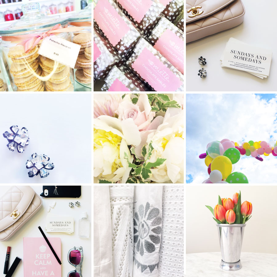 June in Photos - Miette, Alt Summit, and Pretty Blooms   Sundays and Somedays