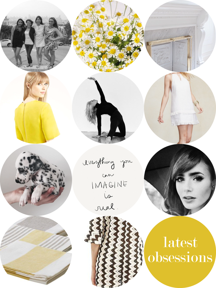 Latest Obsessions - Topshop, Forever Friendships and Bold Lashes | Sundays and Somedays