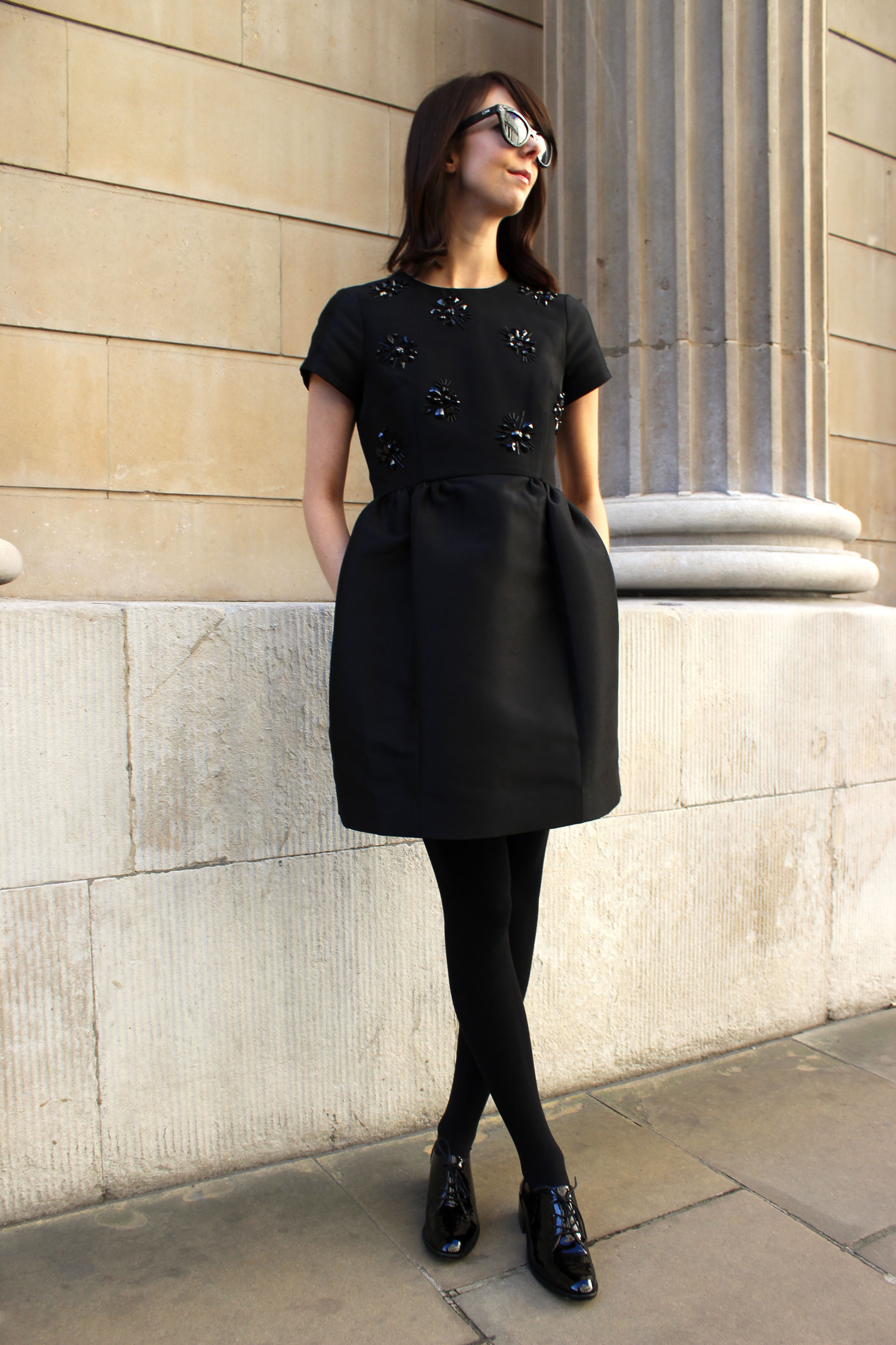 Bank on a little black dress for the holidays!