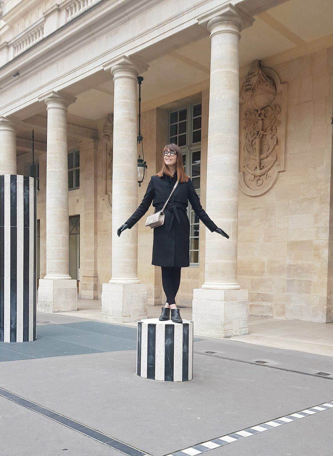 Best Photo Op: Palais-Royal -