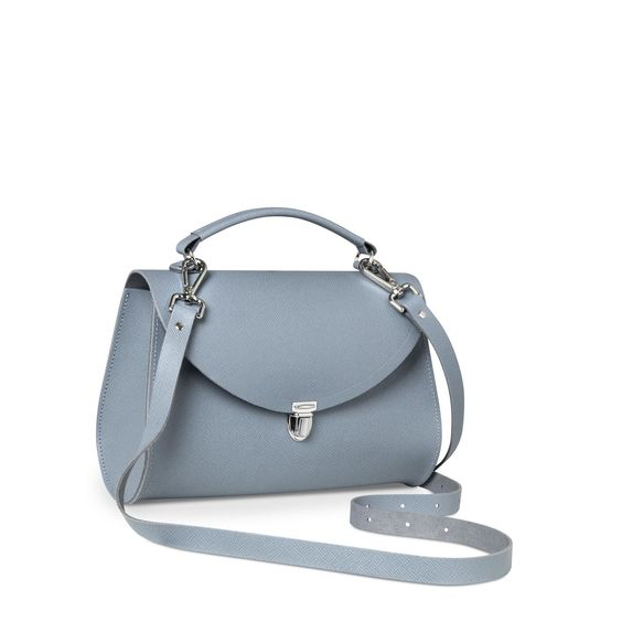 Featured Product: Poppy Bag - Deceptively roomy with a classic shape and easy push lock, this is my favorite design from The Cambridge Satchel Company. It's a style that won't go out of style anytime soon. Oh, and this French blue color is très dreamy, don't you think?Find more styles here.