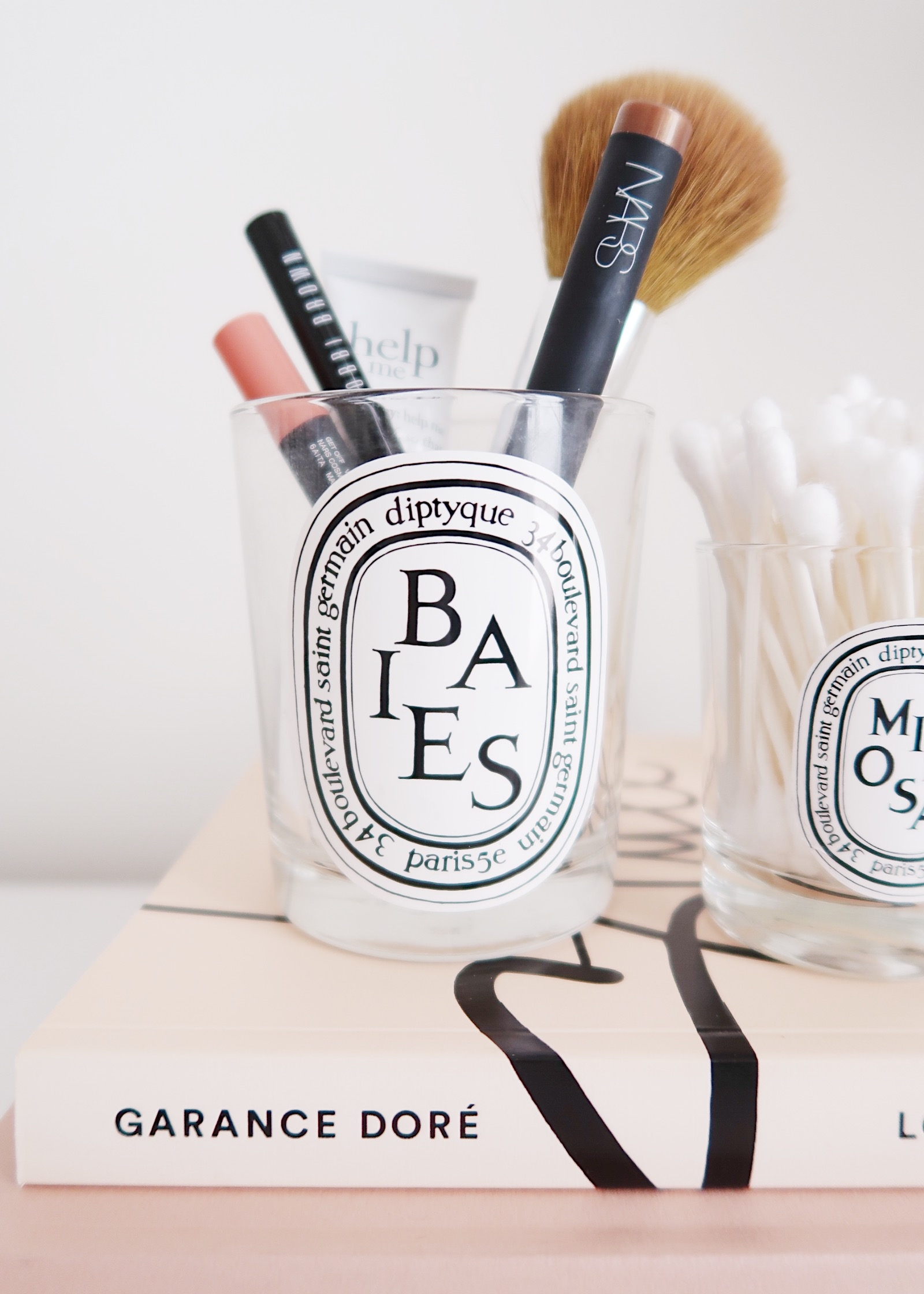 How to Clean a Diptyque Candle -