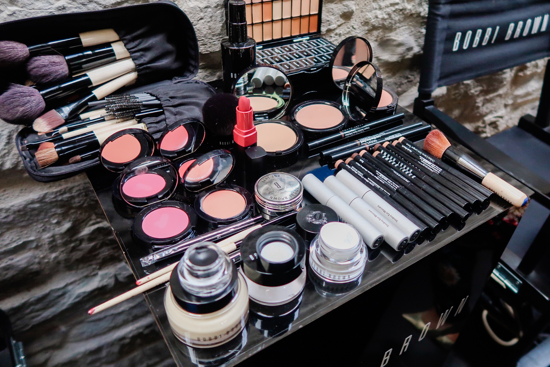 What I learned from a Bobbi Brown Masterclass at the Hunters and Heels Insta Meet | Sundays and Somedays #huntersandheelsinstameet