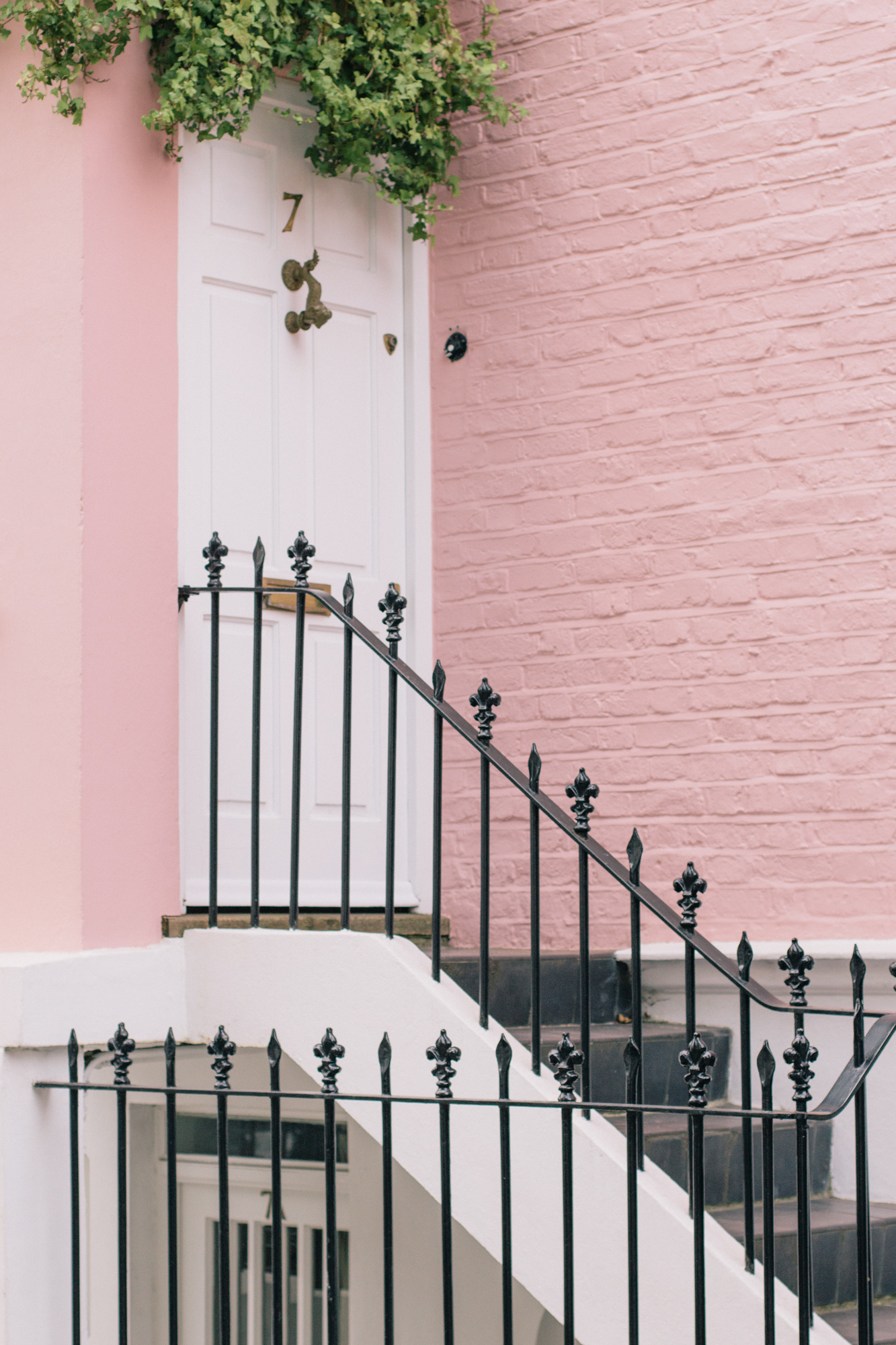 Striped Topshop Dress Pink House Notting Hill Gate-48.jpg