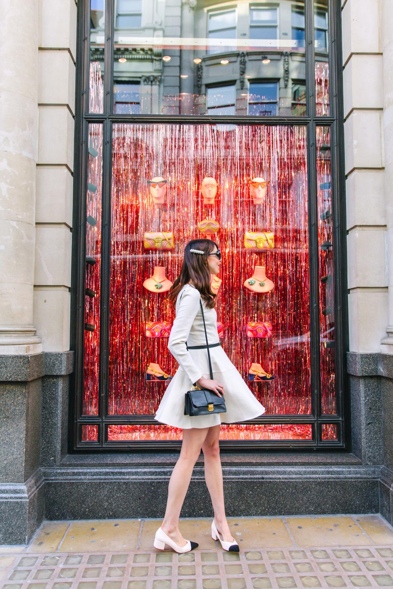 Gal Meets Glam Celeste White Long Sleeve Dress-1.jpg