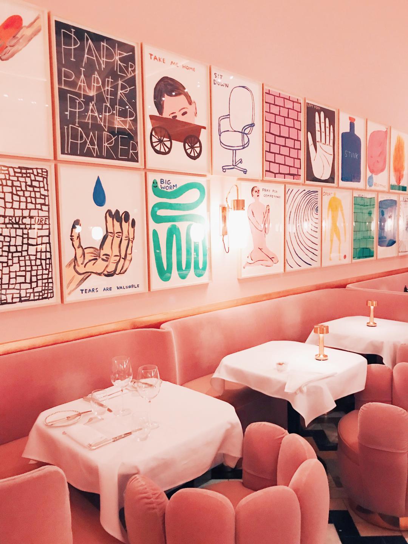 Sketch London Afternoon Tea Pink Room