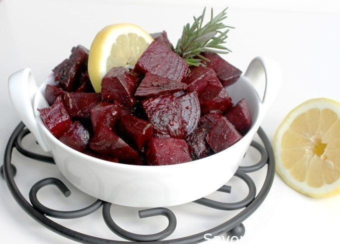Photo Credit: http://savorthebest.com/sauteed-rosemary-lemon-beets