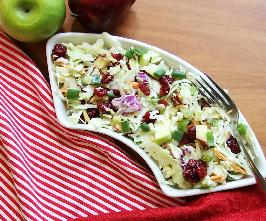 Harvest of the Month - Apple Slaw
