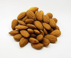 Almond are the feature for February- Heart Month!