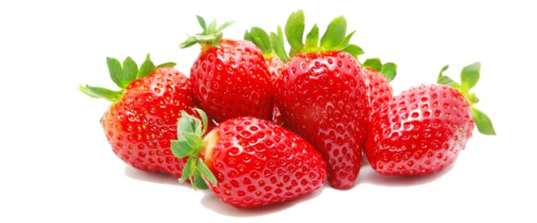 Strawberries - Harvest of the Month