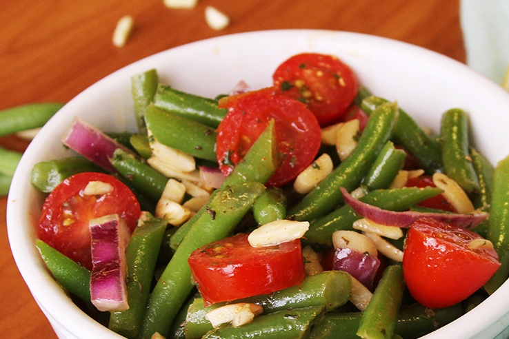 Spritely Green Bean Salad