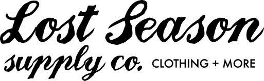 Lost Season Supply Co Logo